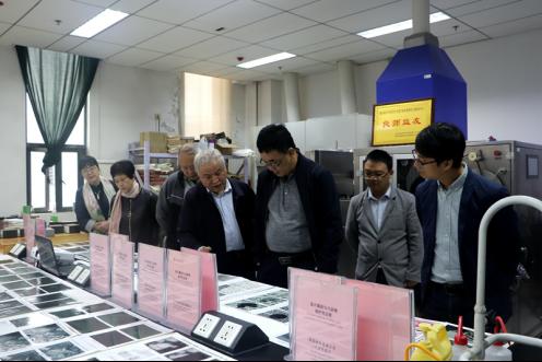 国家文物局(陕西师范大学)文博人才培训示范基地评估工作顺利完成